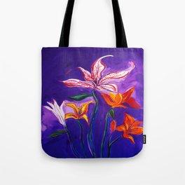 Heartland Summer Lily Tote Bag