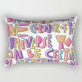 aldous huxley Rectangular Pillow