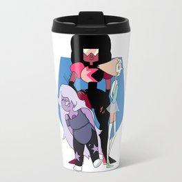 Steven Universe – Amethyst, Garnet & Pearl Travel Mug