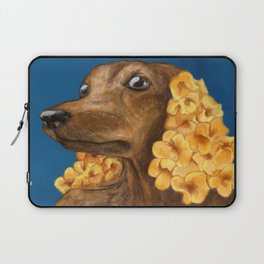 My Dog's Name was Cookie Laptop Sleeve