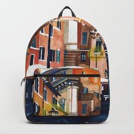 Campo de Fiori Rome Backpack