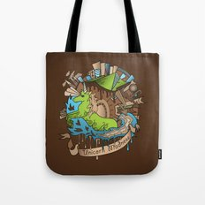 UNICORN MADNESS Tote Bag