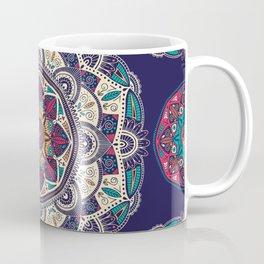 Colorful Mandala Pattern 007 Coffee Mug
