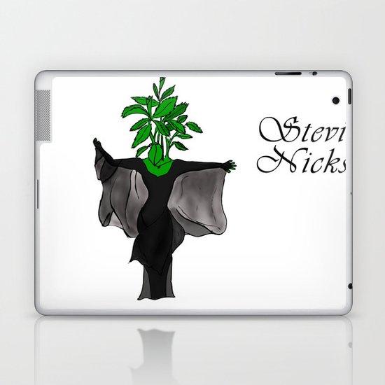 Stevia Nicks Laptop & iPad Skin