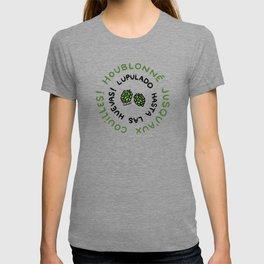 Houblonné jusqu'aux couilles T-shirt