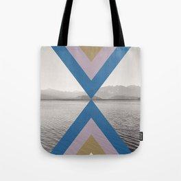 Boho Arrows of Lake Wanaka Tote Bag