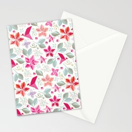 Nature unfolded Stationery Cards