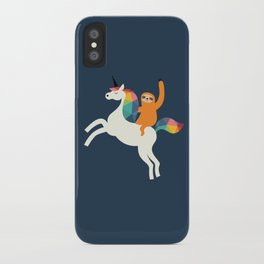 Magic Time iPhone Case