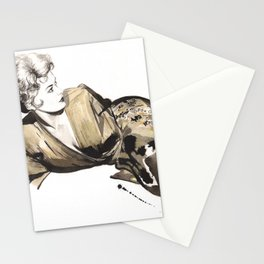 Kim Novak Stationery Cards