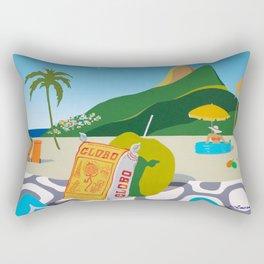 GLOBO COOKIES IN RIO Rectangular Pillow
