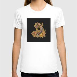 Scorpio of the Rising Sun: Geed & Evil T-shirt