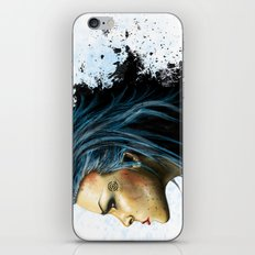 In Need of Repair iPhone & iPod Skin