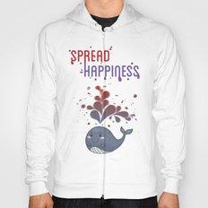 Spread Happiness Hoody