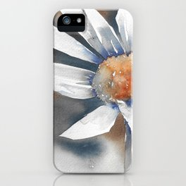 Storming Daisies  iPhone Case