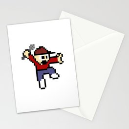 8-Bit Audio Master Stationery Cards