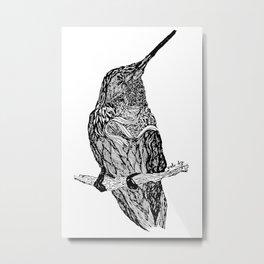 mockingjay bird Metal Print