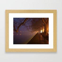 Toulouse Framed Art Print