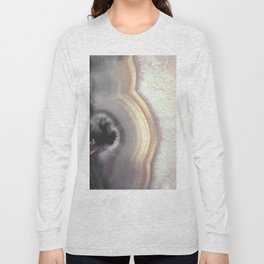 Taupe Agate Long Sleeve T-shirt