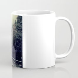 WINDING ROADS ON HWY 101  Coffee Mug