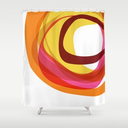 Sunshine Study #6 Shower Curtain