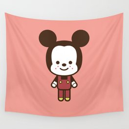 #49 Mouse Wall Tapestry