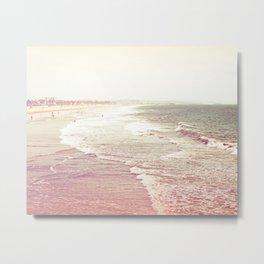 Venice Beach Print Metal Print