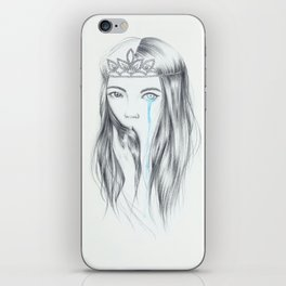 You will be loved iPhone Skin