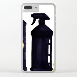 Spray n' Wash Clear iPhone Case