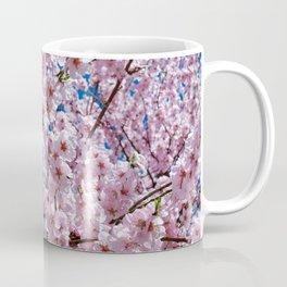 A Blossoming Japanese Cherry Tree Coffee Mug