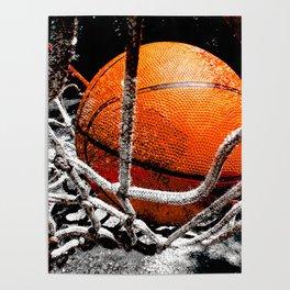 Basketball bounce version 1 Poster