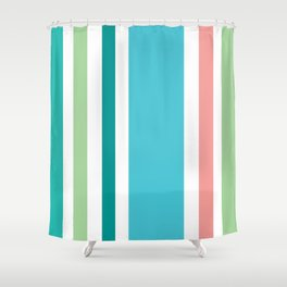 Newport Stripe Shower Curtain