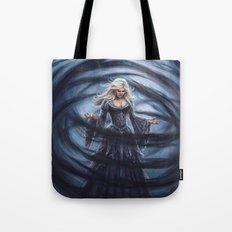 Dark Swan Tote Bag