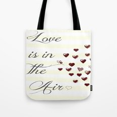 Love is Tote Bag