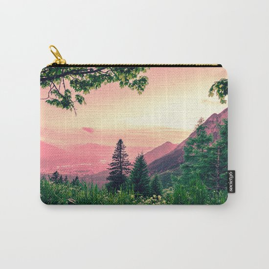 Alpine Fairytale Carry-All Pouch