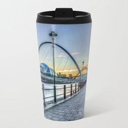 Newcastle Quayside Travel Mug