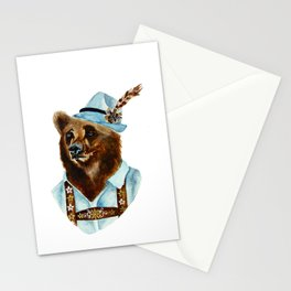 Bear-Varian  Stationery Cards