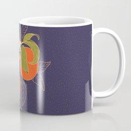 Orange Branch Coffee Mug