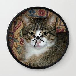 Handsome Fellow Wall Clock