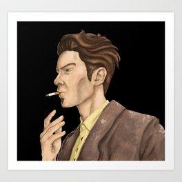 Handsome Jack Art Print