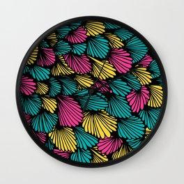 Happy abstract: Seaworld Nr:04 Wall Clock