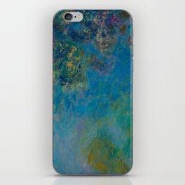 "Claude Monet ""Wisteria"" iPhone Skin"