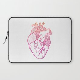 Designer Heart Laptop Sleeve