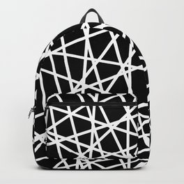 Lazer Dance B&W 1 Backpack