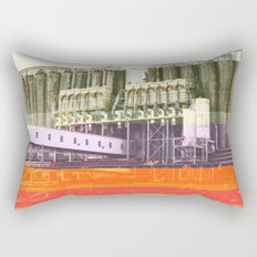 Halifax | Project L0̷SS   Rectangular Pillow