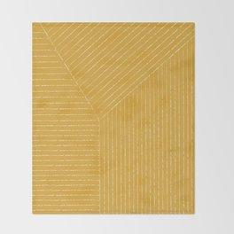 Lines / Yellow Decke