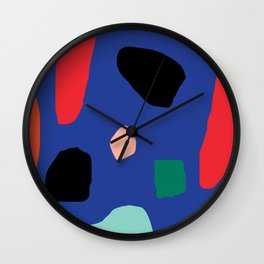 Lofi Lounge Wall Clock