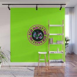 Acid Macht Frei Wall Mural