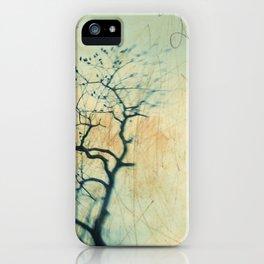 Keiko Birds No. 1 iPhone Case