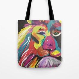 Lion Bright Tote Bag