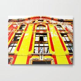 HOTEL SOLEIL Metal Print